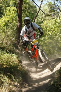 cycles yvansbike : enduro du Mercantour